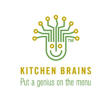 The Voice Kitchen Brains Logo
