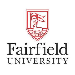 The Voice Fairfield University Logo
