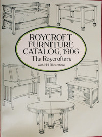 Roycroft Furniture Catalog, 1906, the-voice