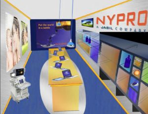 Nypro health care lab by The Voice