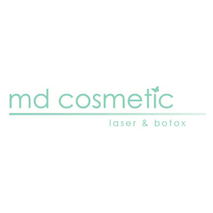 MD Cosmetic logo by The Voice