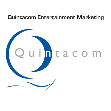 Quintacom logo by The Voice