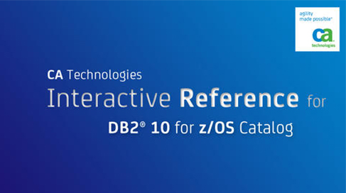 The Voice IBM DB2 Catalogue Reference Guide