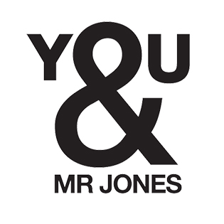 You & Mr Jones website from The Voice