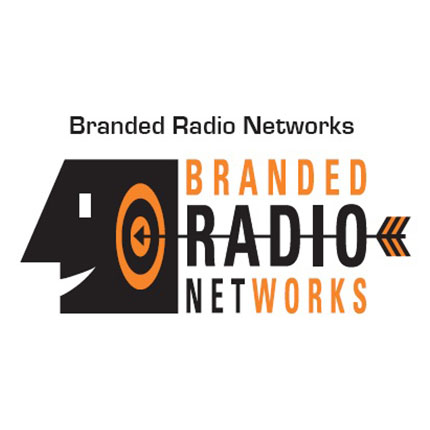 Branded Radio Network logo by The Voice
